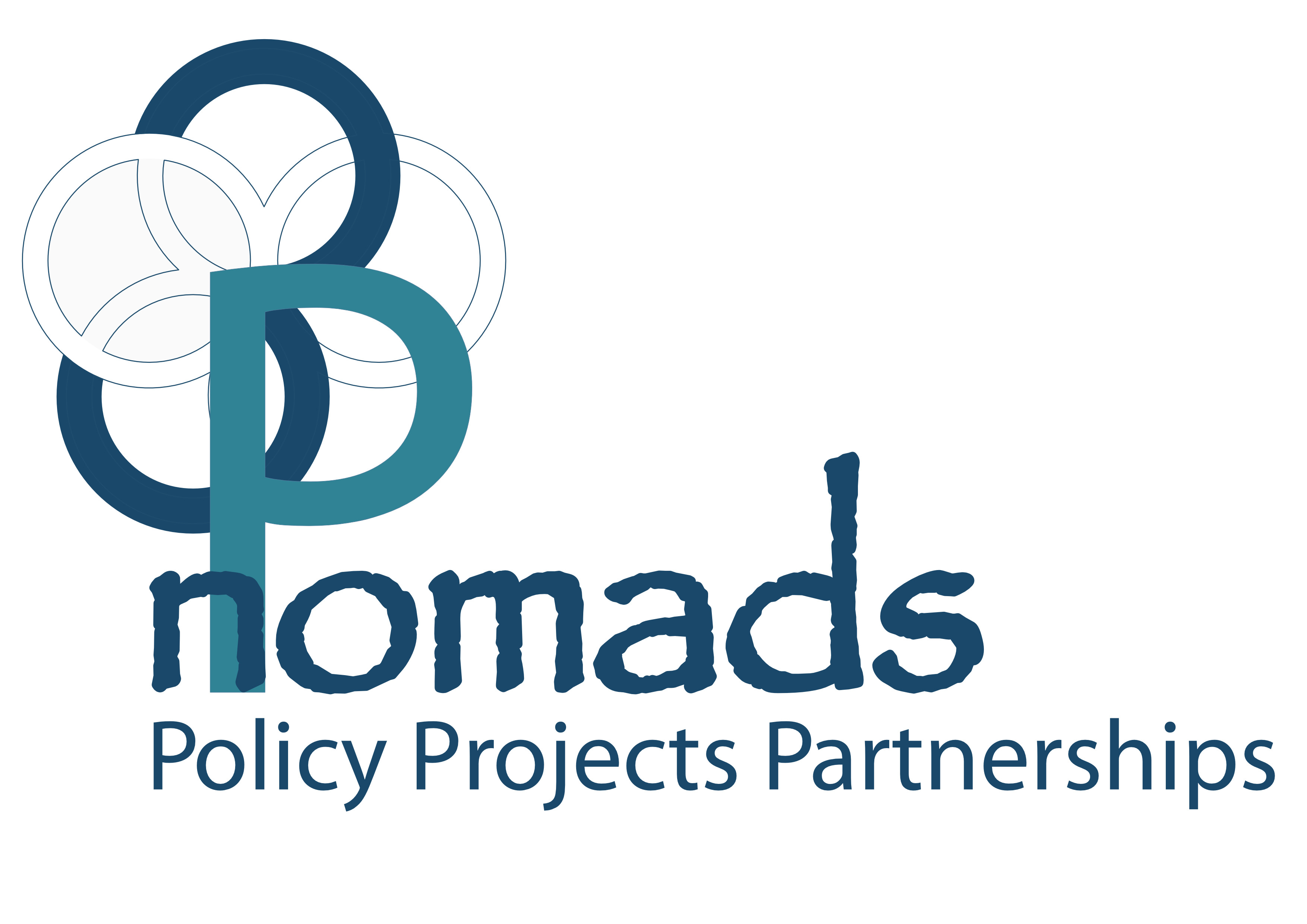 Logo of P3Nomads