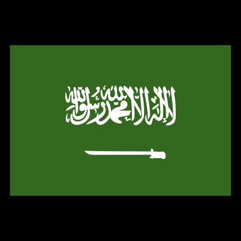 country flag of Saudi Arabia